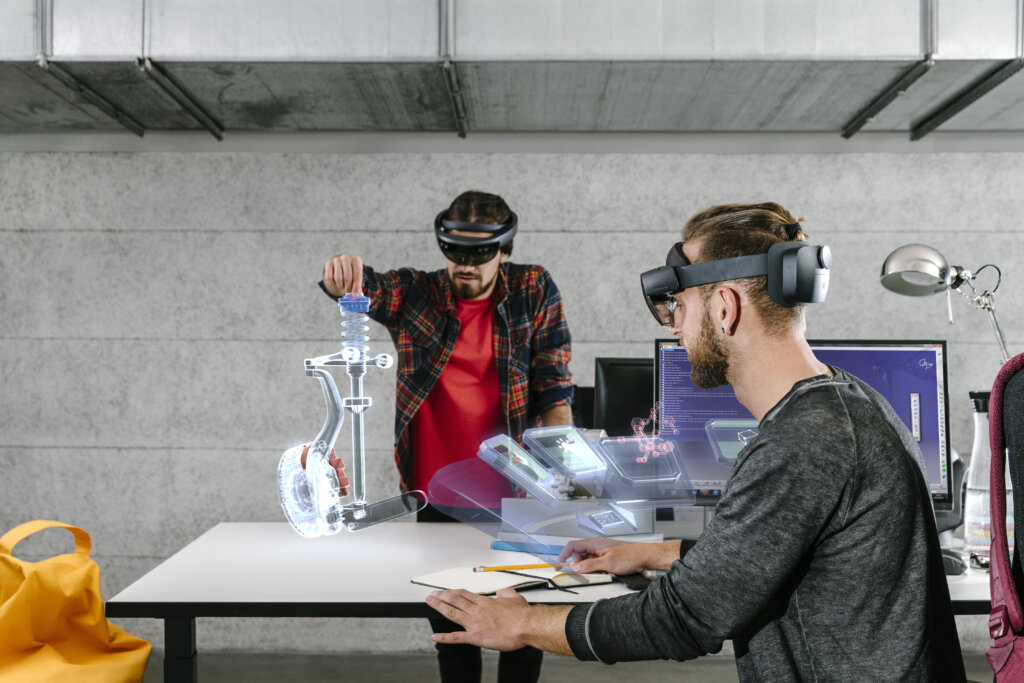 ARES: New Augmented Reality software for the industry
