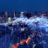 City with IoT network